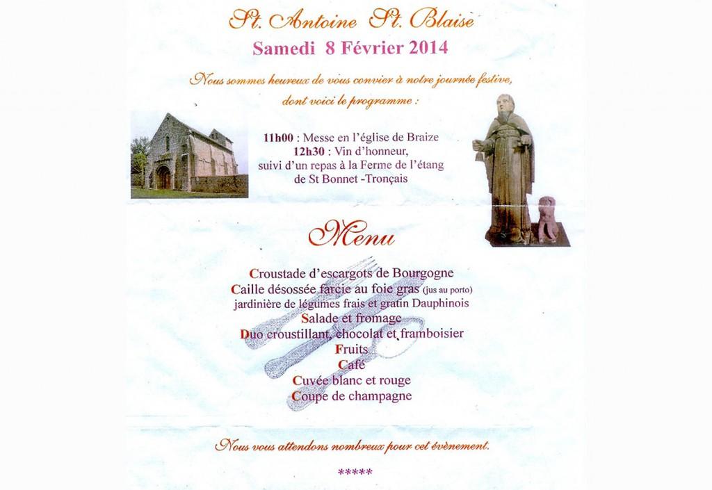 St Antoine-St Blaise-invitation