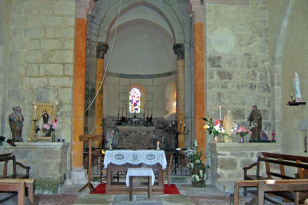 concert à l'église de Braize (1)
