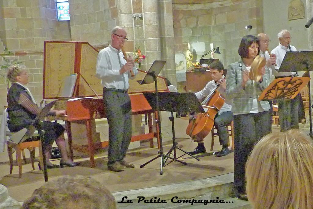 concert à l'église de Braize (2)